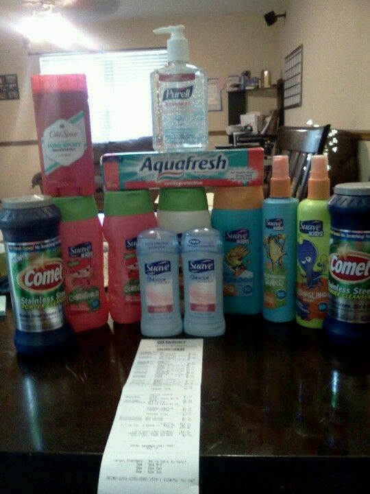 Http://www.couponingmamas.com to learn how to do all of this