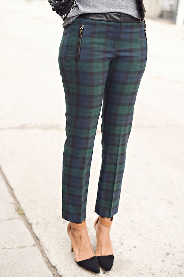 17 Best images about So I bought plaid pants... on Pinterest ...