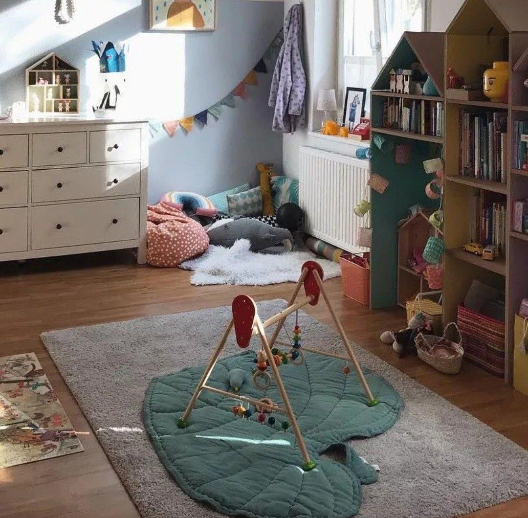 Kid room decor image by Miri Kondrat on INTERIOR NURSERY