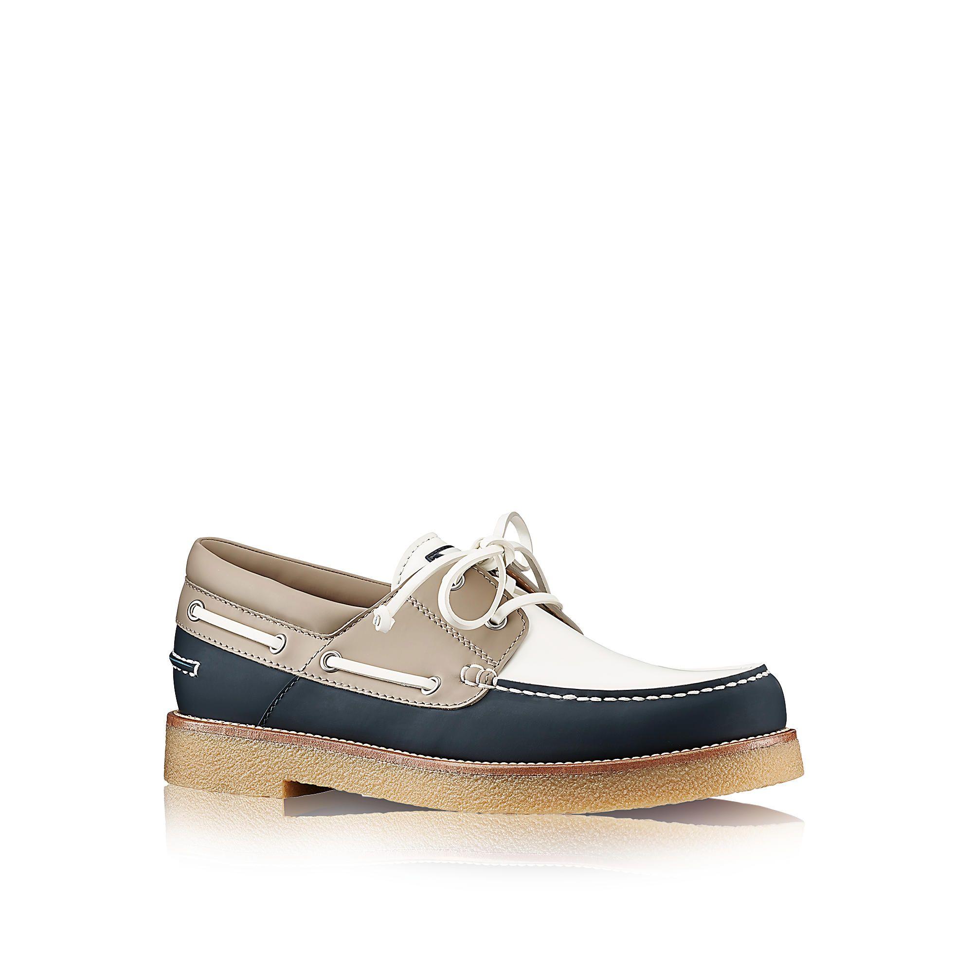 Louis Vuitton: Sailor Boat Shoe