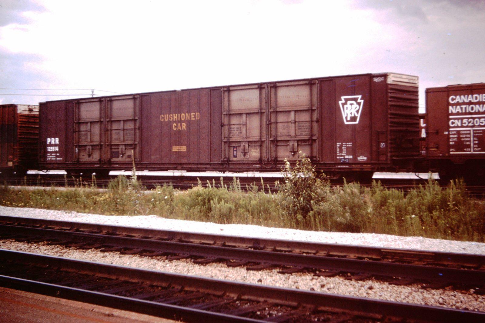 Prr Pennsylvania Railroad Hi Cube 93 11 Outside Length 86 6