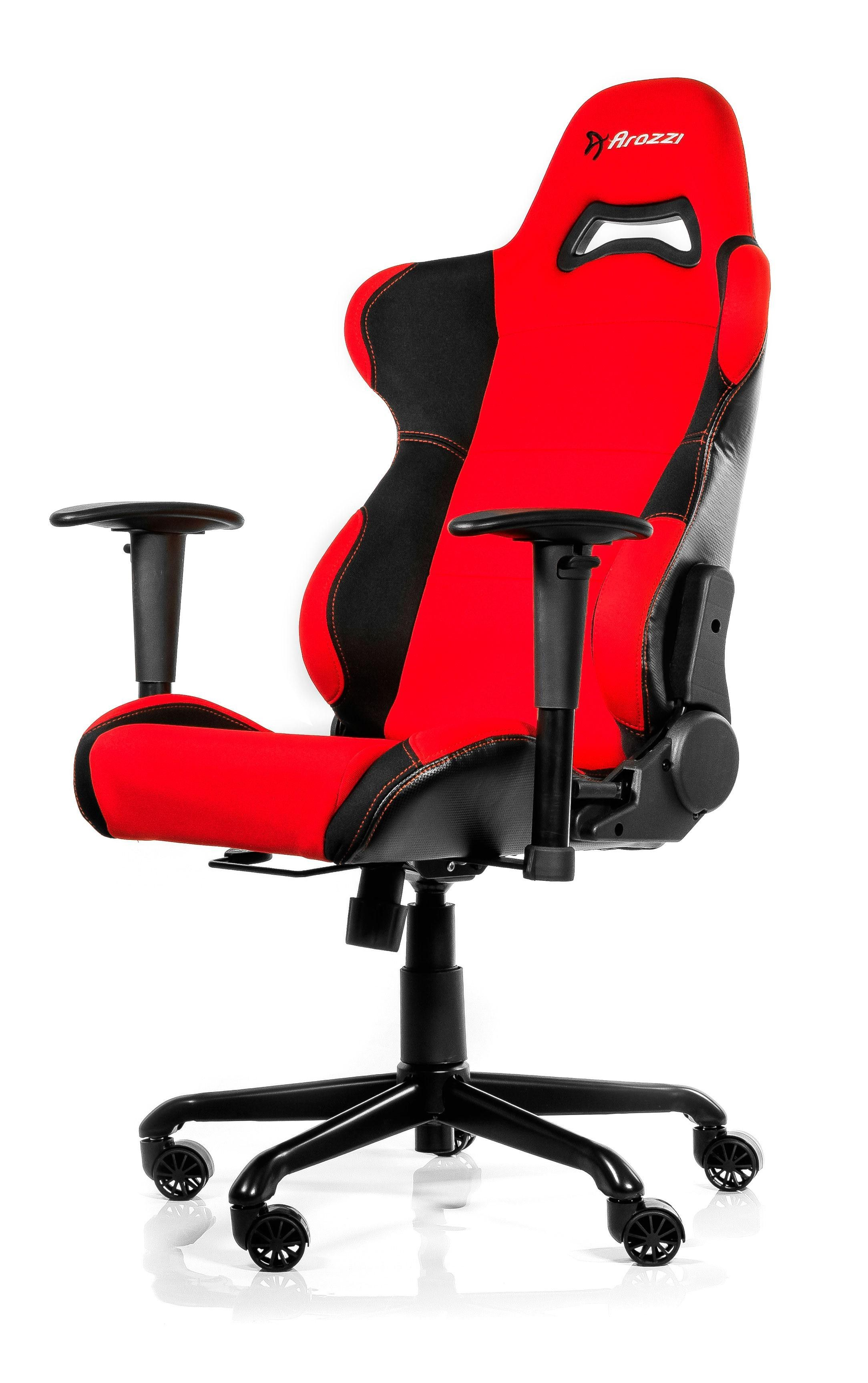 Arozzi Torretta Gaming Chair Red WRGamers Arozzi