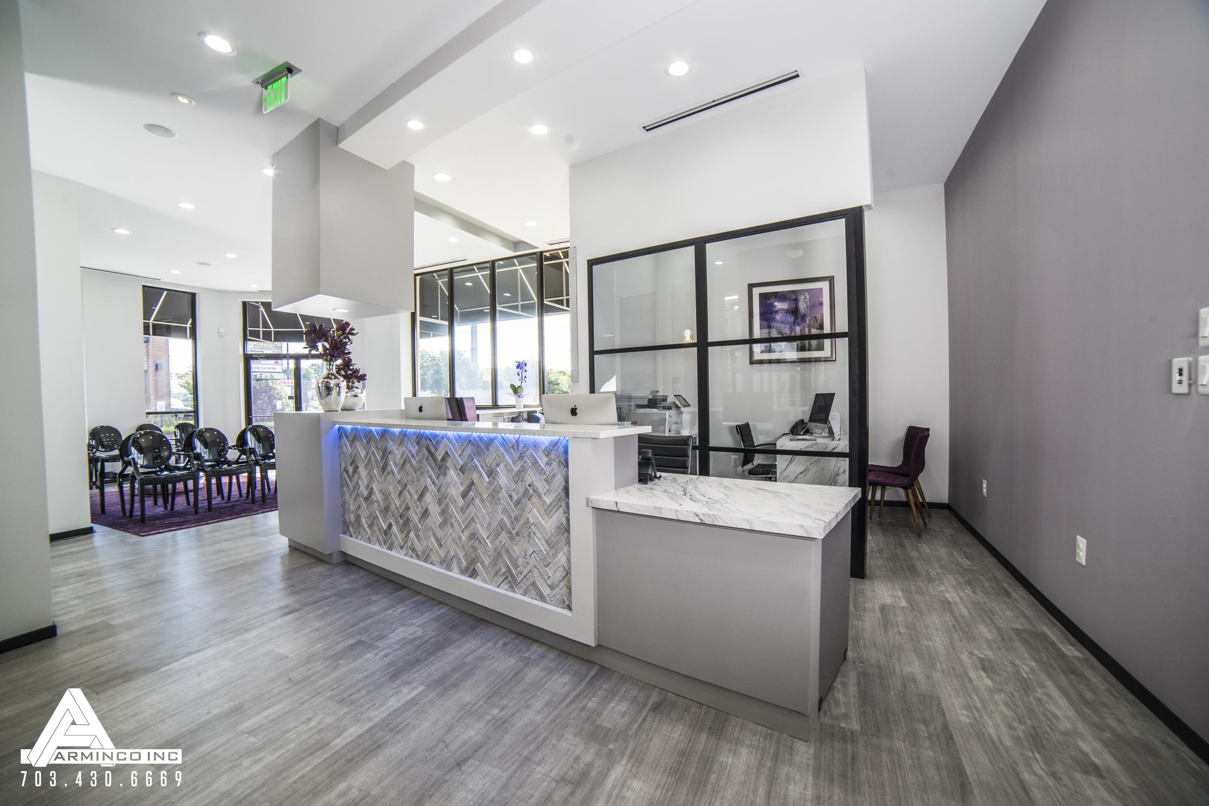 Dental Office Design by Arminco Inc. … Medical office
