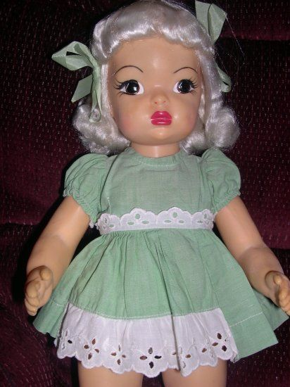 """ONE PIECE PANTALOONS FOR 16/"""" TERRI LEE DOLL"""
