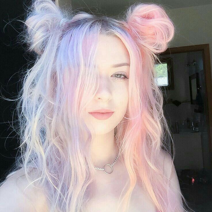 Pin By حيدر حمزه On Kayla Hadlington Hair Styles Pastel Pink Hair Hair Color Pastel