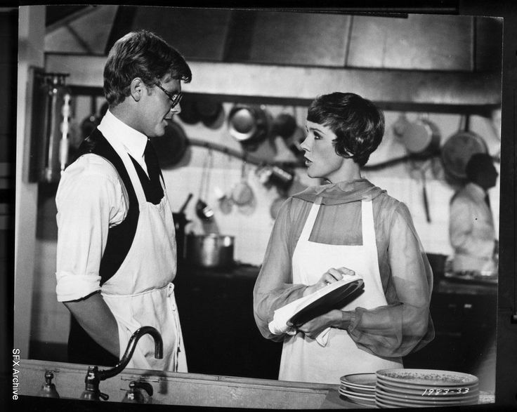 Julie Andrews James Fox Thoroughly Modern Millie