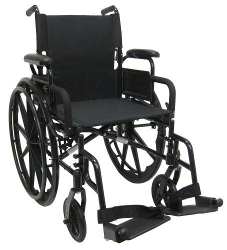 Karman Healthcare 802n Dy Aluminum Lightweight Wheelchair With Flip Back Armrests Swi With Images Lightweight Wheelchair Ultra Lightweight Wheelchair Wheelchair