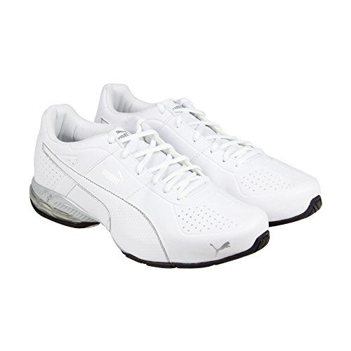 587155c7fb PUMA Mens Cell Surin 2 Fm Cross-Trainer Shoe Puma White 11.5 M US https
