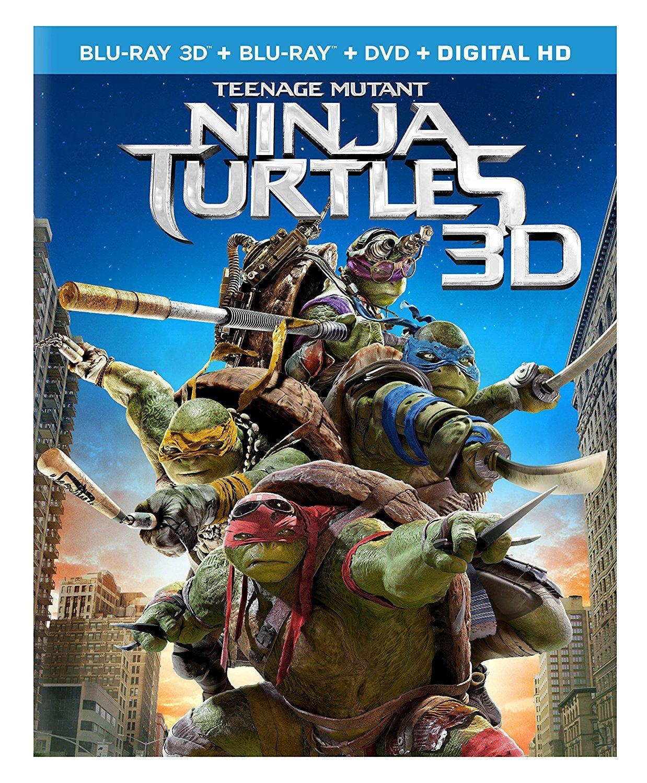 Pin by Ohyeah 3D on Best 3D movies Ninja turtles, Ninja