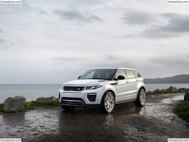 Land Rover Range Rover Evoque (2016) (With images)