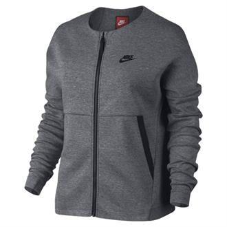 Nike Tech Fleece Bomberjack | Damesjas, Fleecejas, Nike vrouwen