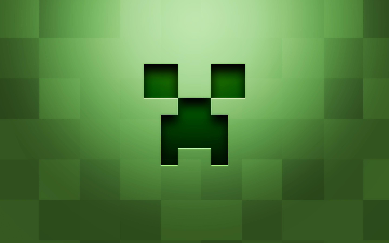 Minecraft Creeper Iphone Wallpaper