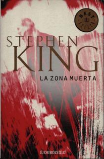 Resultado de imagen para la zona muerta stephen king portada