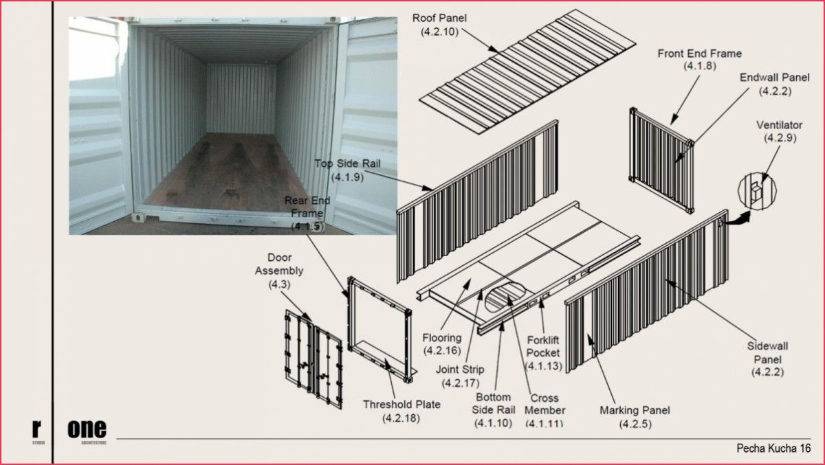 Shipping Container Construction Details Shipping Container House Ideas Container House Plans Shipping Container House Plans Container House