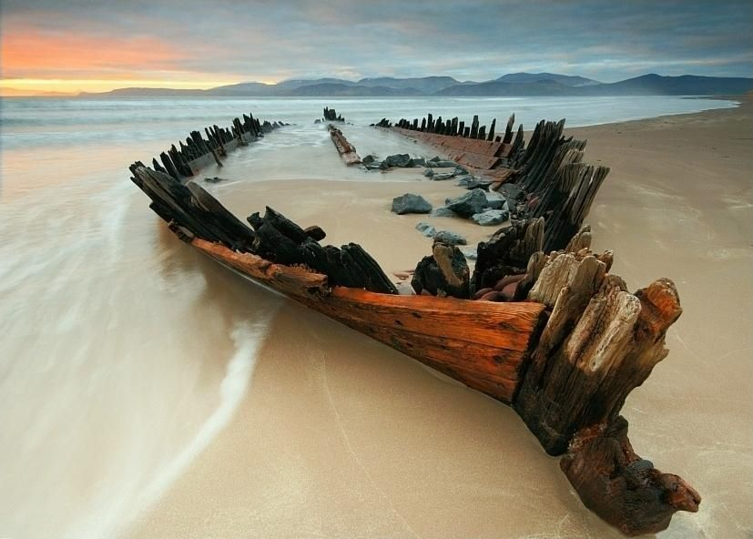 The Remains ~ Photo by...Eric70©