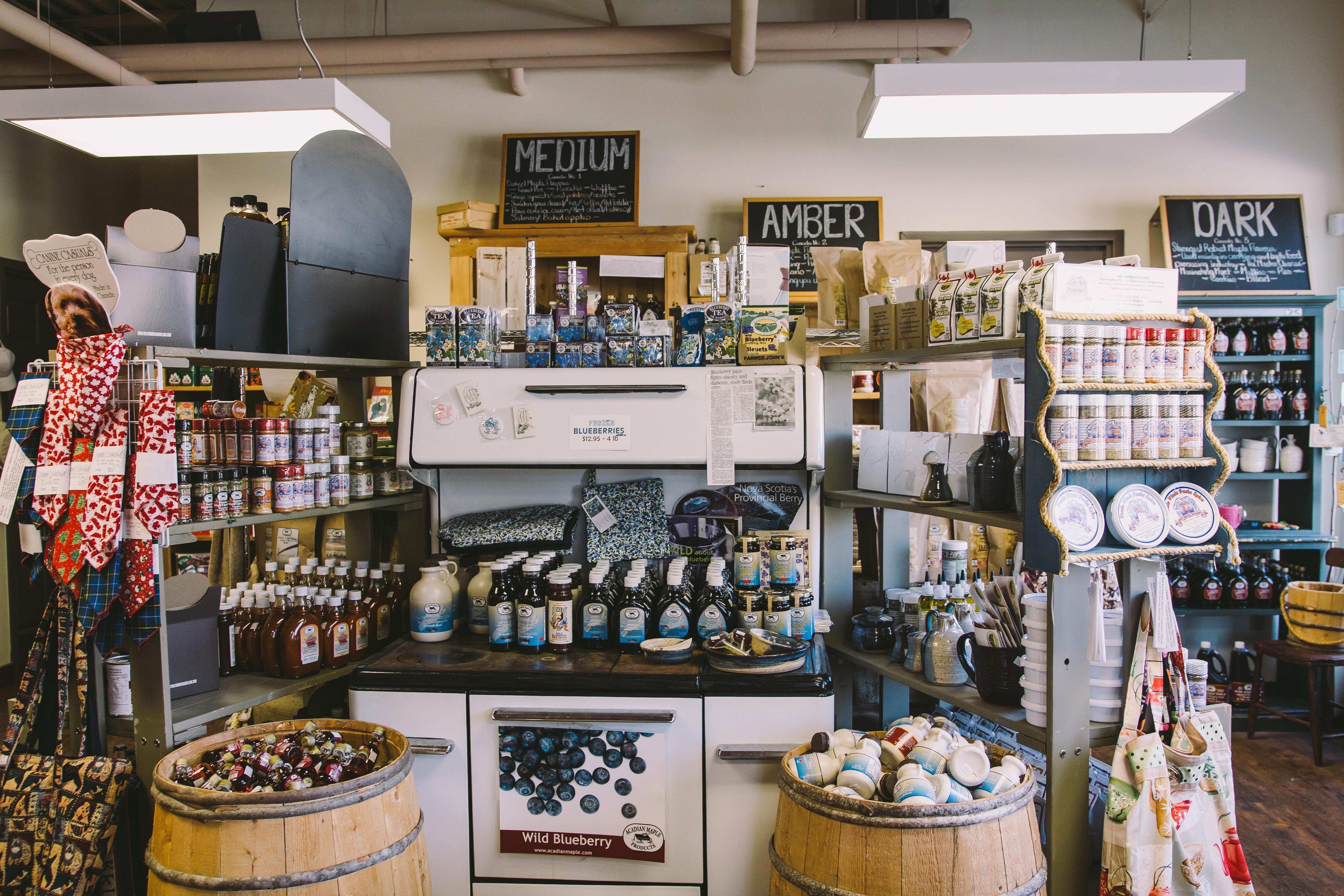 Acadian Maple Products | novascotia.com