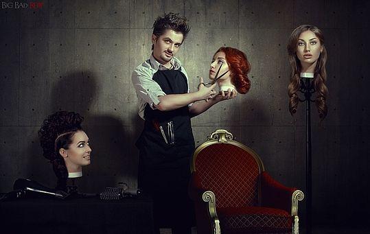 Stunning Photo Manipulations by Irina Istratova