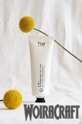 Reine Poren und Haut Achten Sie jeden Tag auf den True Minimalist - Nø Cosmetics - RG