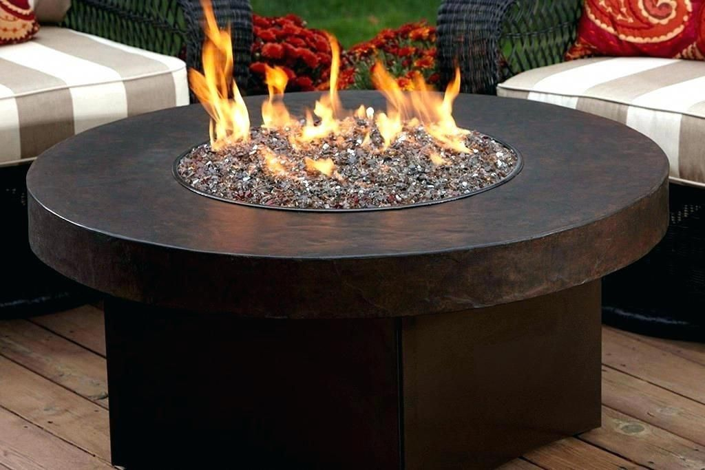 How To Hide A Propane Tank Hidden Propane Tank Fire Pit Dining