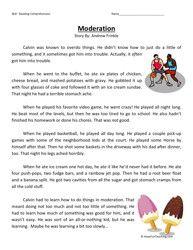 Story For Third Graders - Yourhelpfulelf