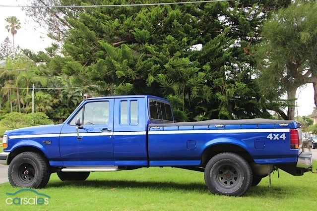 Car For Sale 1984 Ford F 150 Only 59 224 Miles Xlt 4x4 In Great