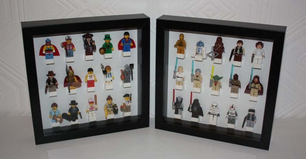 Ribba Lego Minifigure Display | Lego, Lego minifigure and Ikea hackers