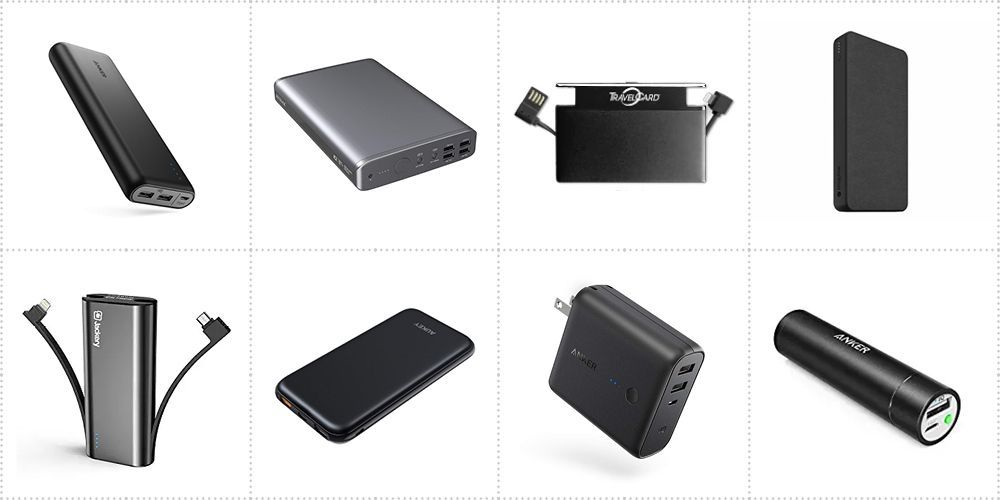 The Best Battery Packs To Keep Your Gadgets Going Battery Pack Electrical Problems Portable Charger