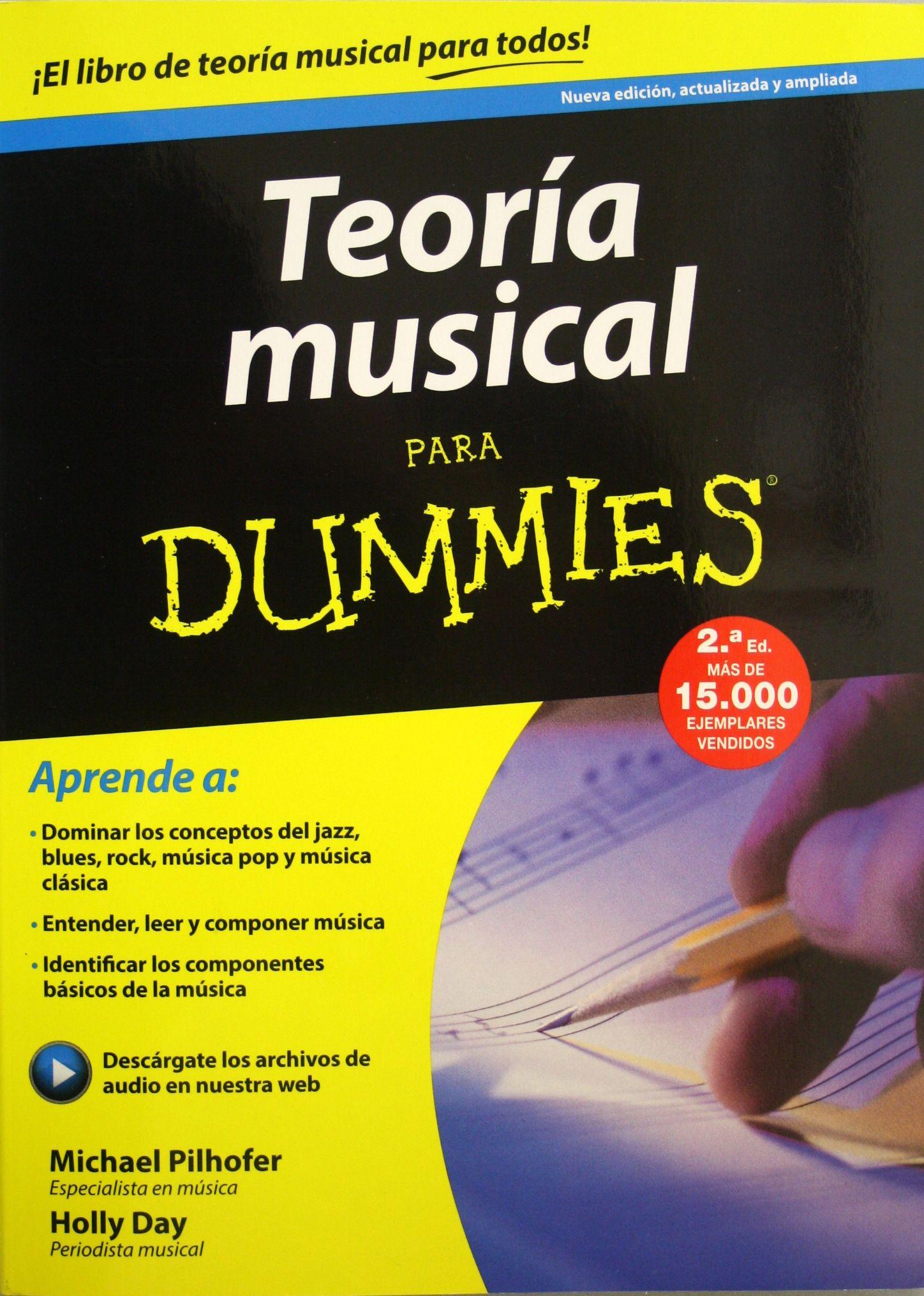 descargar teoria musical para dummies pdf español