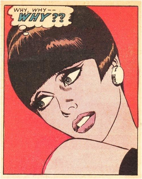 15 Vintage Comics That Will Fill You With Existential Dread