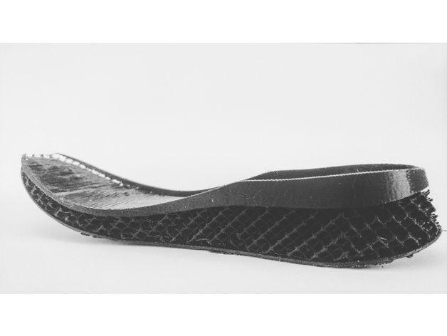 pretty nice 2ab0e de164 Adidas Futurecraft 3D impreso deportivo por AndresVH - Thingiverse