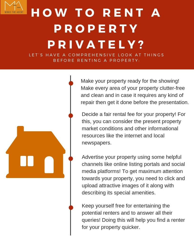 Tips For Renting A Property Privately Minus The Agent Rent
