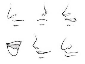 3 4 Profile Nose Male Drawing Ecosia Nose Drawing Anime Drawings Anime Nose