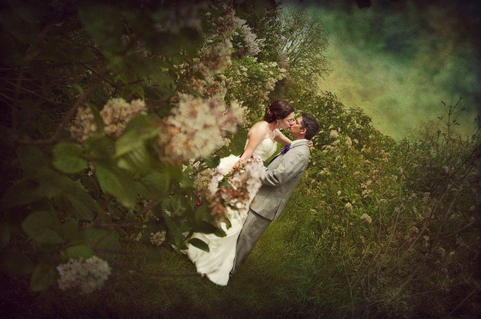 Matthaei Botanical Gardens Wedding, Ann Arbor | Michigan Wedding Photographer