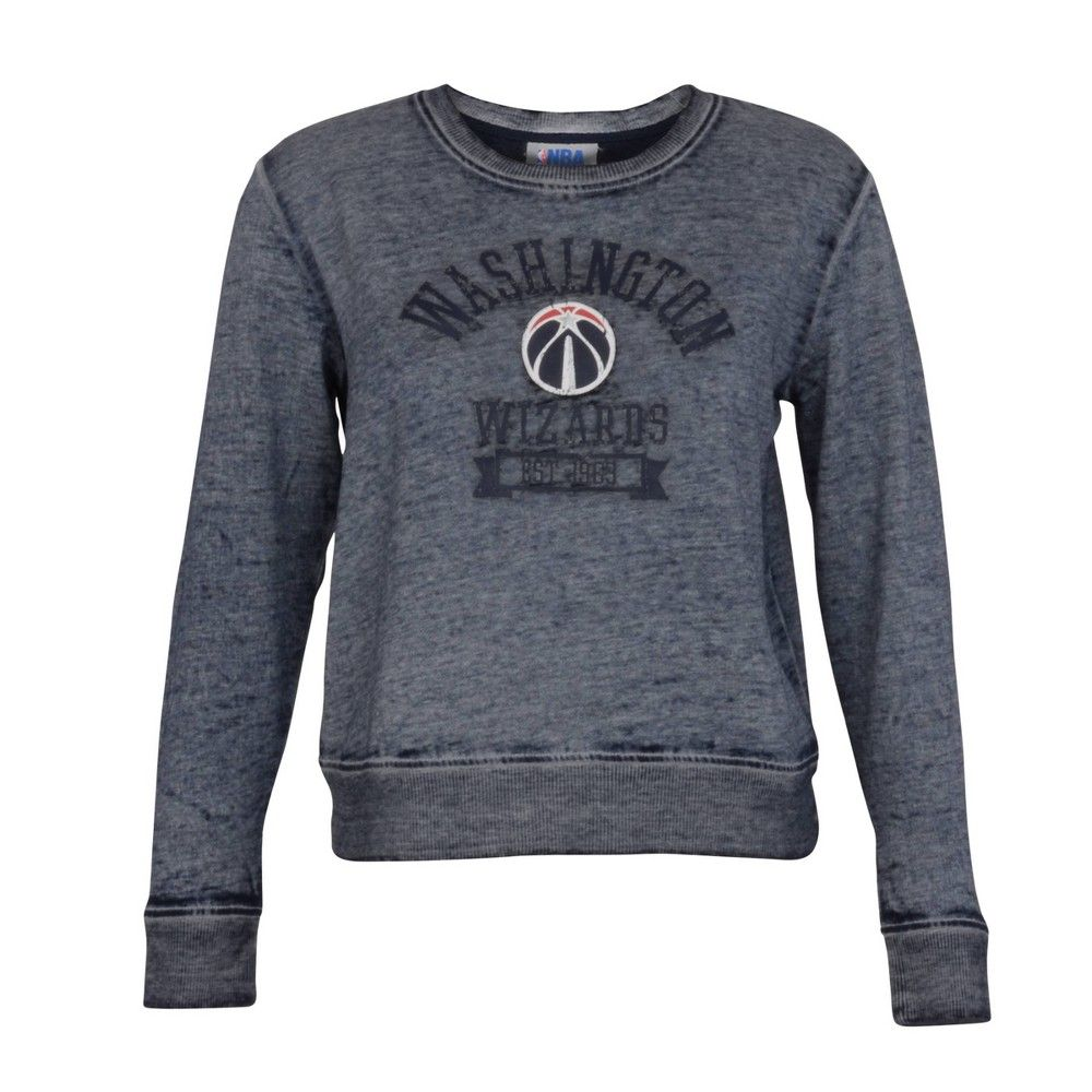 Nba Washington Wizards Women S Retro Sport Burnout Crew Neck Sweatshirt Xl Retro Sport Crew Neck Sweatshirt Sweatshirts [ 1000 x 1000 Pixel ]