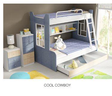 Mdf kids cheap bunk beds rooms furniture set furniture for - Cheap childrens furniture sets bedroom ...