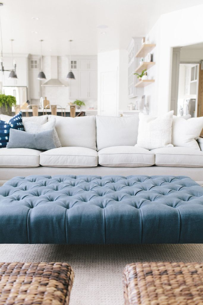 Lovely Add Some Blue Into Your Home With A Statement Furniture Piece.