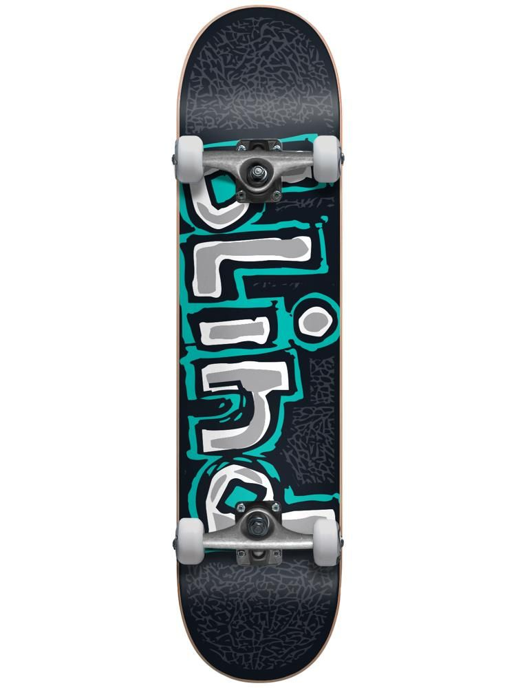 3a0925e5e0 Blind OG Athletic Skin Teal 7.5 First Push Premium Complete ...