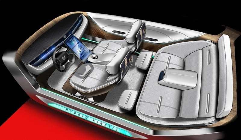 The Pininfarina H6...