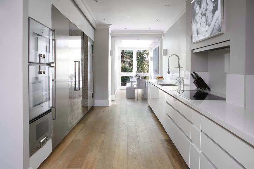 Kitchen by Vsp interiors