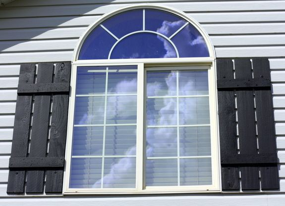 How To Make Shutters For The House
