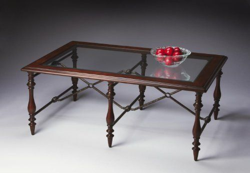 Butler Cocktail Table 22H in. - Metalworks . $819.00