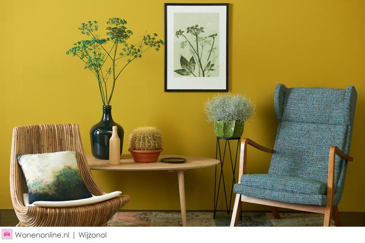 Kleurentrend botanische herfst in 2019 kleurinspiratie for Kleurentrends 2017