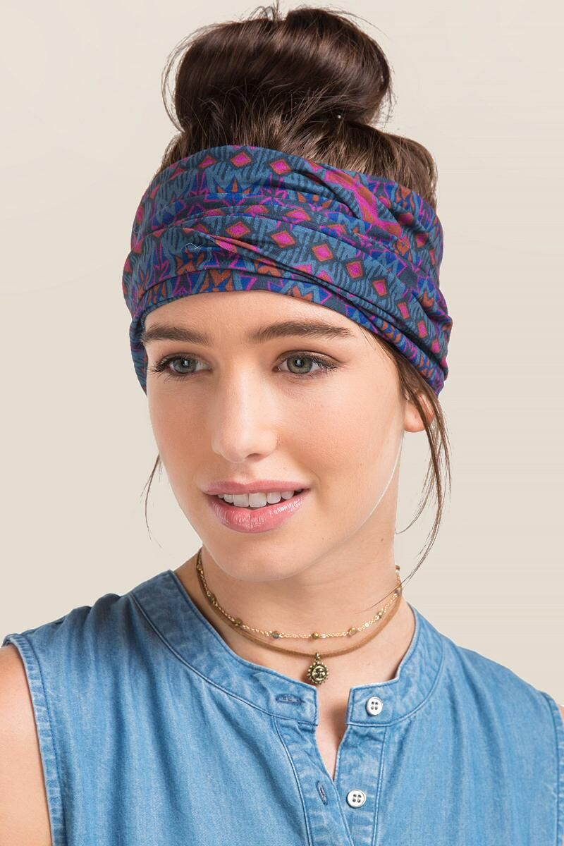 Boho Bandeau by Natural Life in Geometric Bursts  f005485a367