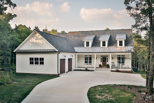 southern newlywed the teasley s modern farmhouse modern