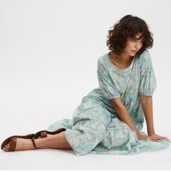 Memorable Long Dress Odd Molly #flowerdresses