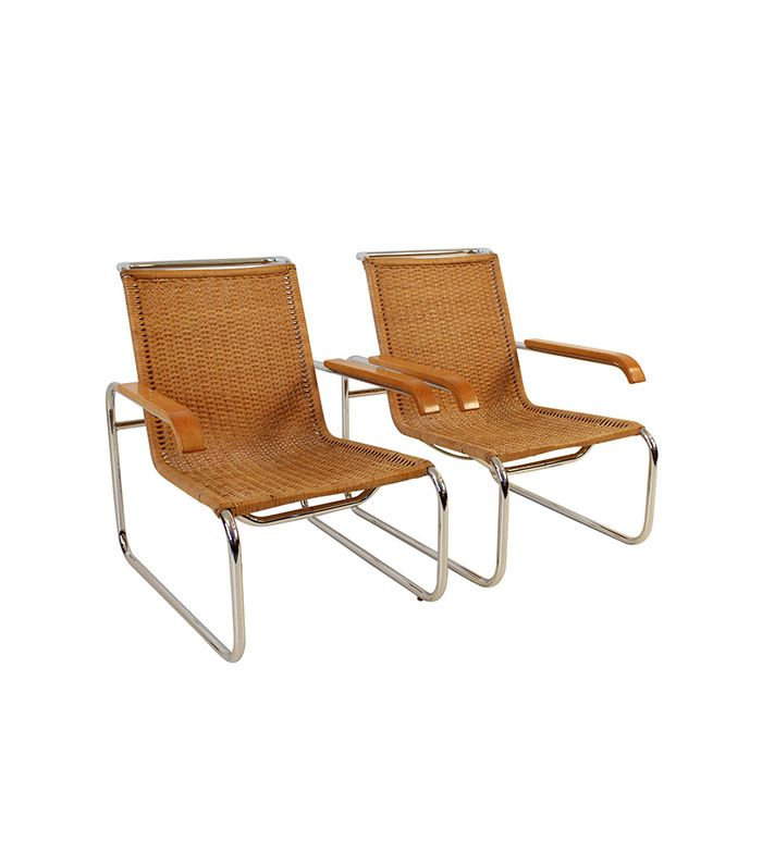 Marcel Breuer For Thonet B35 Lounge Chairs | Muebles | Pinterest