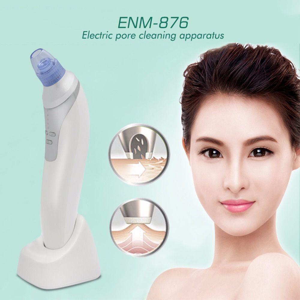 set Professional Blackhead Vacuum Cleaner Suction Removal Machine