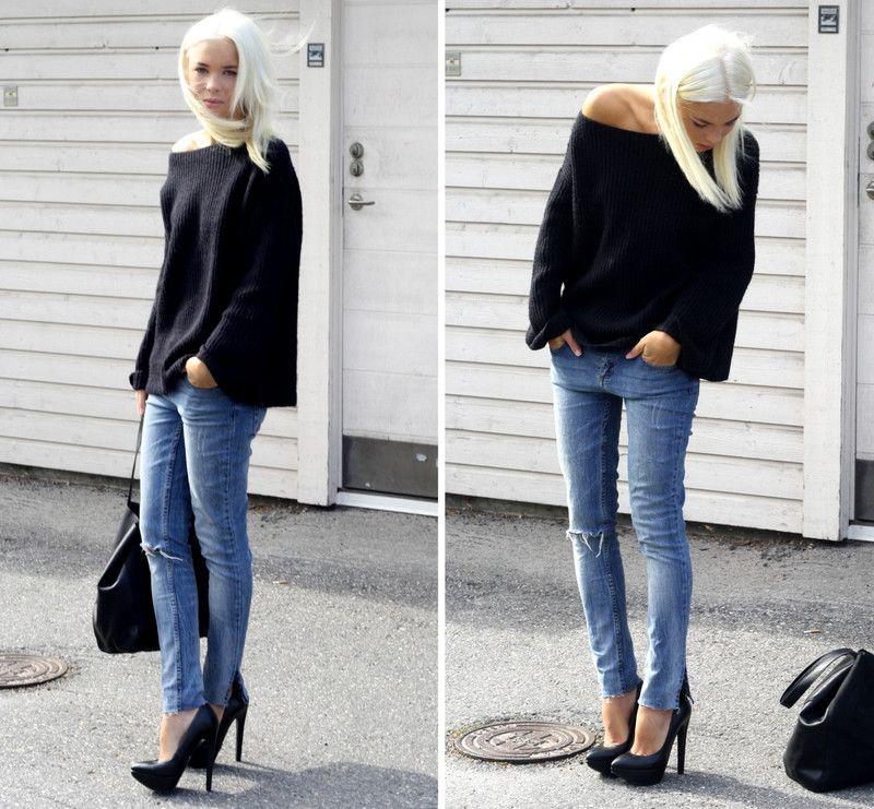 Cubus Jeans - DIY with cutting off the bottom hem 0ae156fb3ecf8