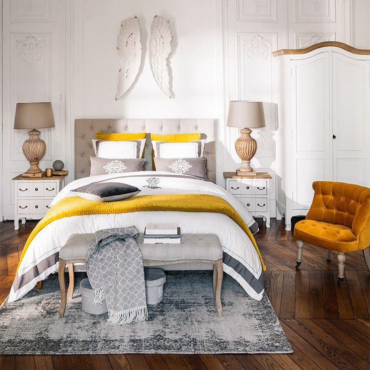 Classic Furniture - Classic Interiors | Maisons du Monde | Bedroom ...
