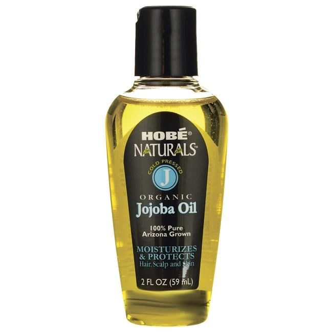 Hobe Labs Organic Jojoba Oil | 2 fl oz Liquid | Essential Oils